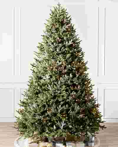 BH Fraser Fir Tree by Balsam Hill SSC 10
