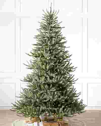 Sanibel Spruce Artificial Christmas Tree by Balsam Hill