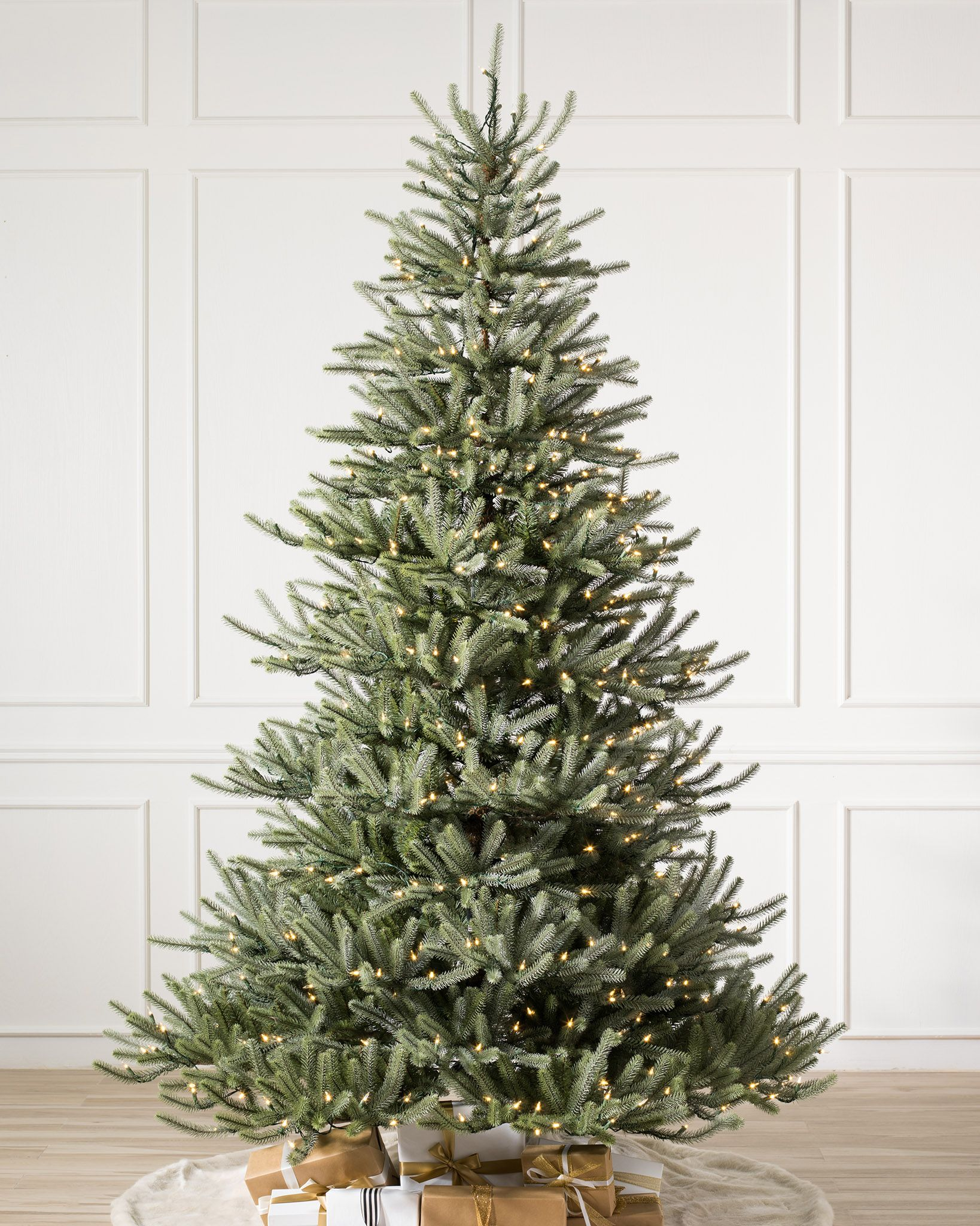 Artificial Unlit Christmas Tree