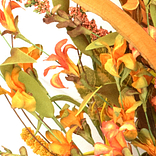 Sunset Meadow Wreath by Balsam Hill Foliage