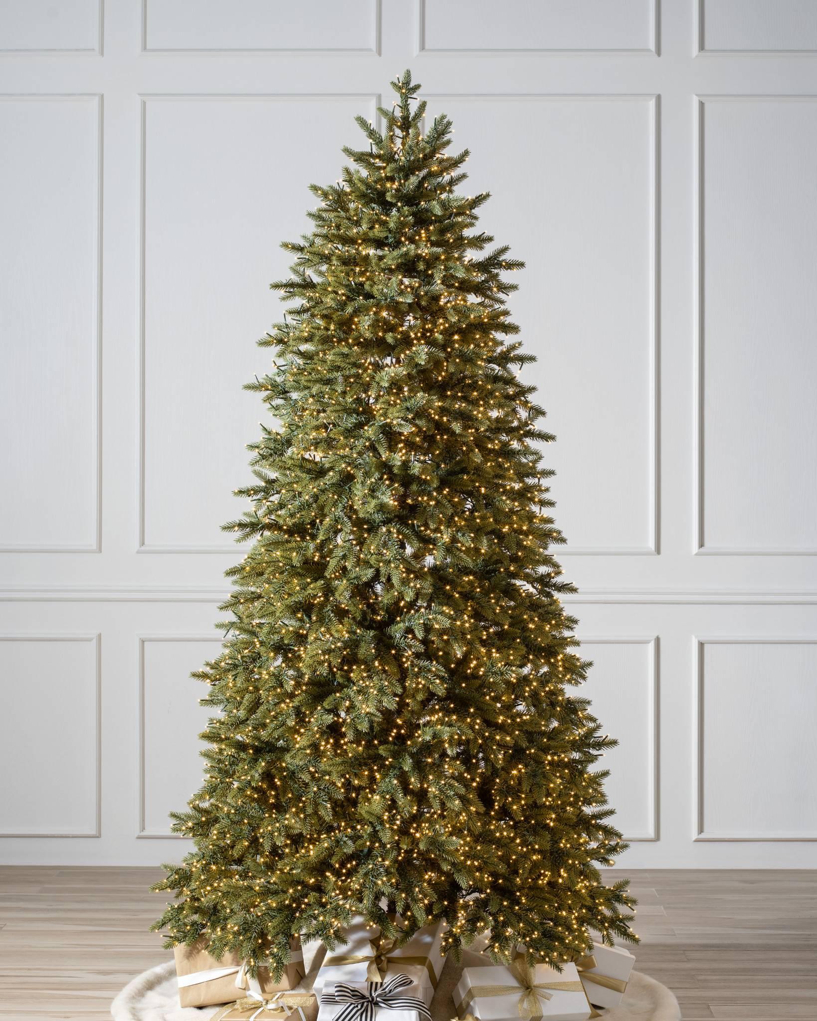 Silverado Slim Christmas Trees Online Balsam Hill