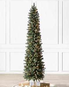 Skinny Christmas Tree