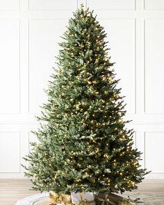 BH Balsam Fir Flip Tree  1