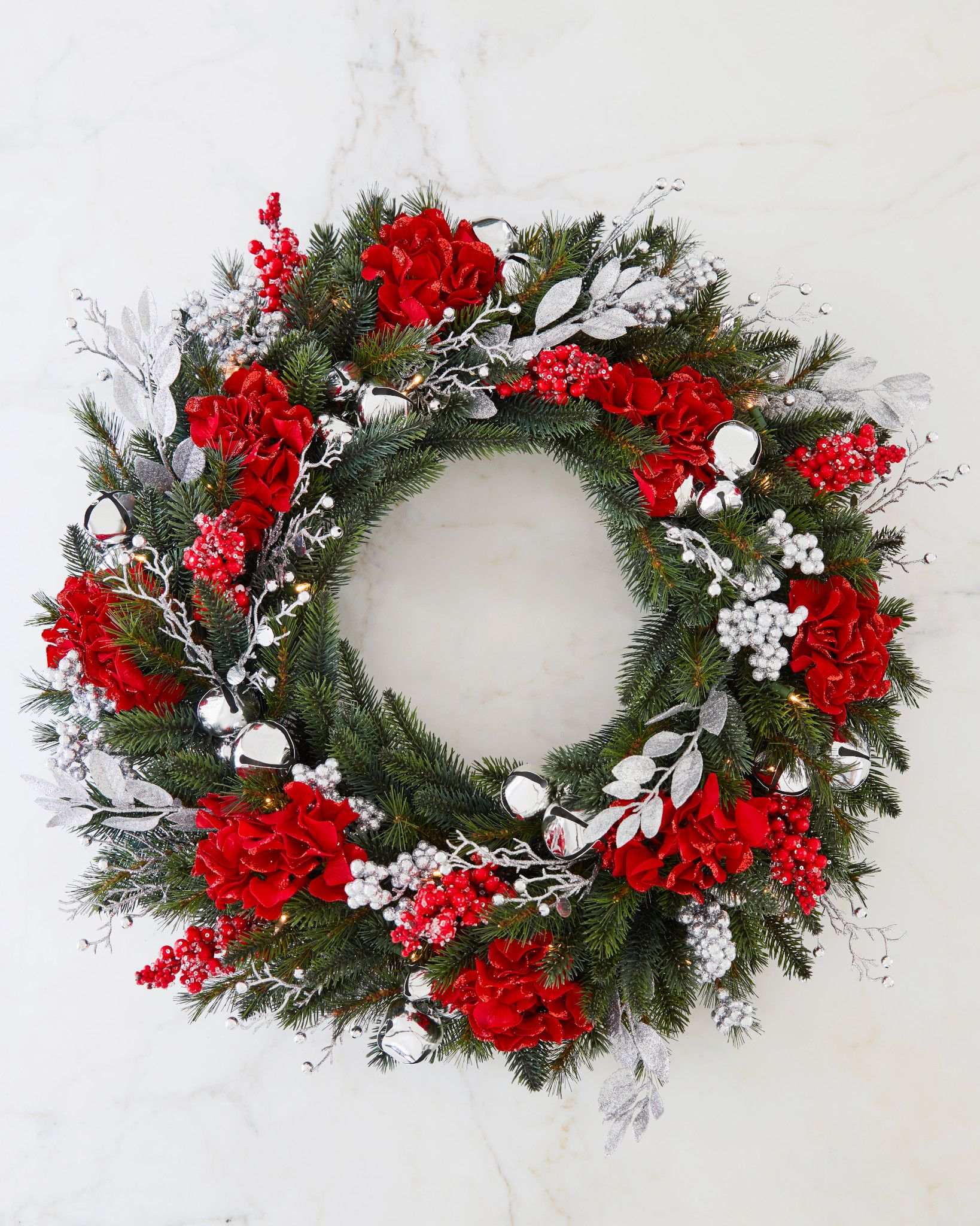 Christmas Wreath Holders
