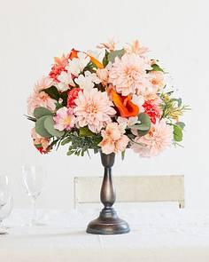 Artificial flower arrangements balsam hill peach blossom arrangement by balsam hill mightylinksfo