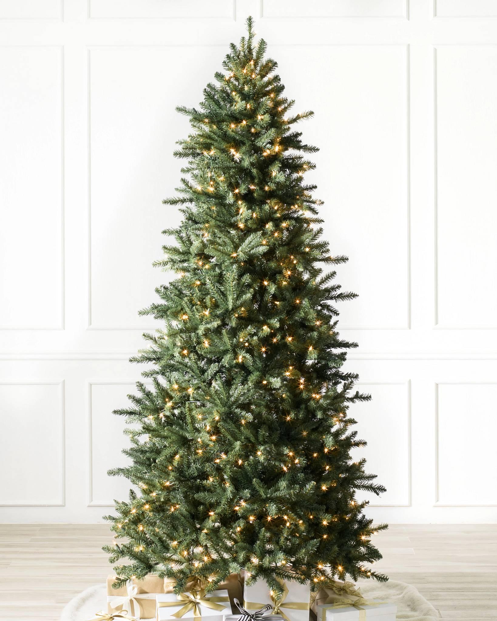 Mountain Christmas Tree.Berkshire Mountain Fir Christmas Tree Balsam Hill