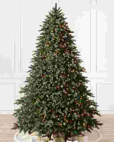 Aspen Estate Fir Flip Tree by Balsam Hill SSC 10