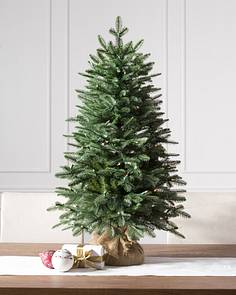 42in Led Balsam Fir Tabletop Tree By Hill