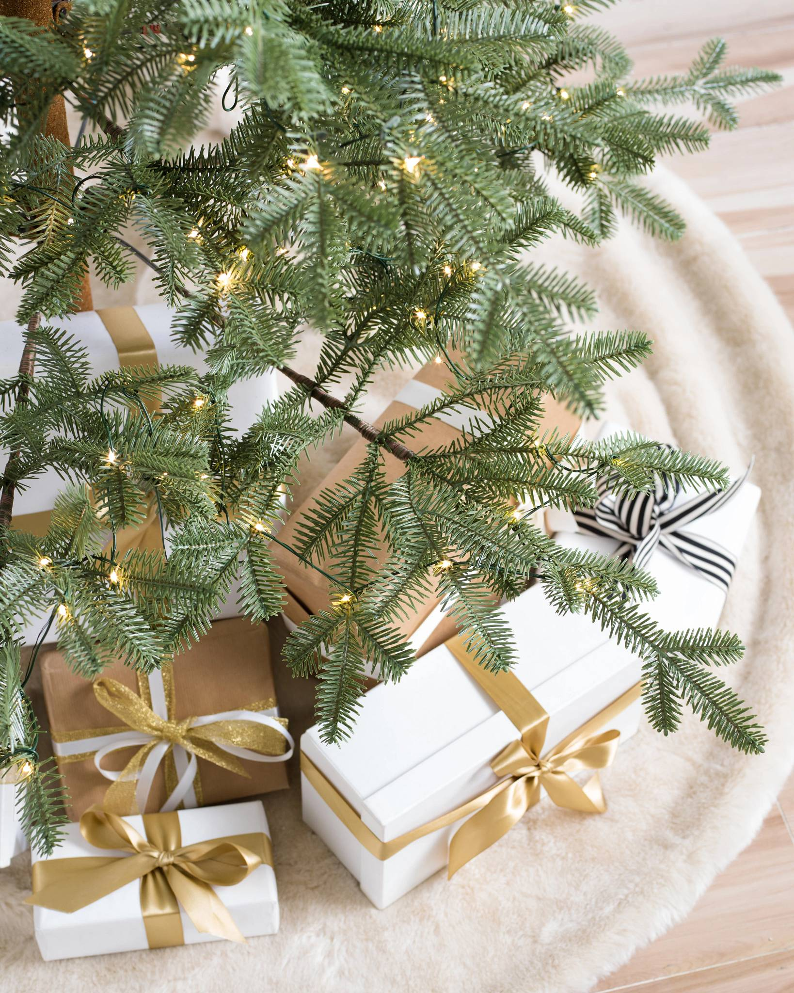 Alpine Balsam Fir Christmas Tree | Balsam Hill