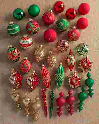 Christmas Cheer Ornament Set Alt