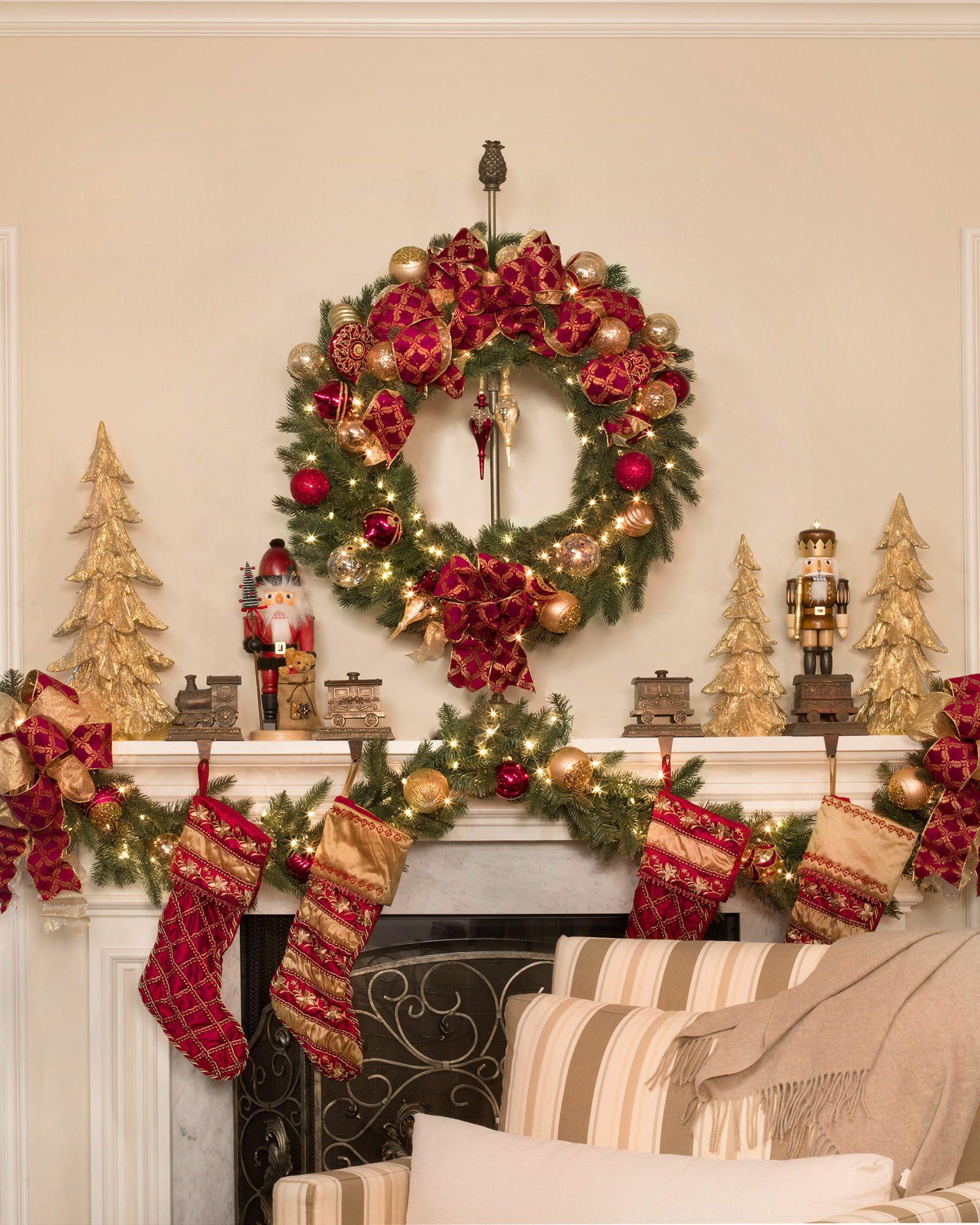 Decoration noel or