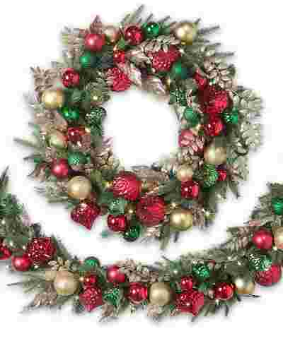 Deck the Halls Foliage by Balsam Hill