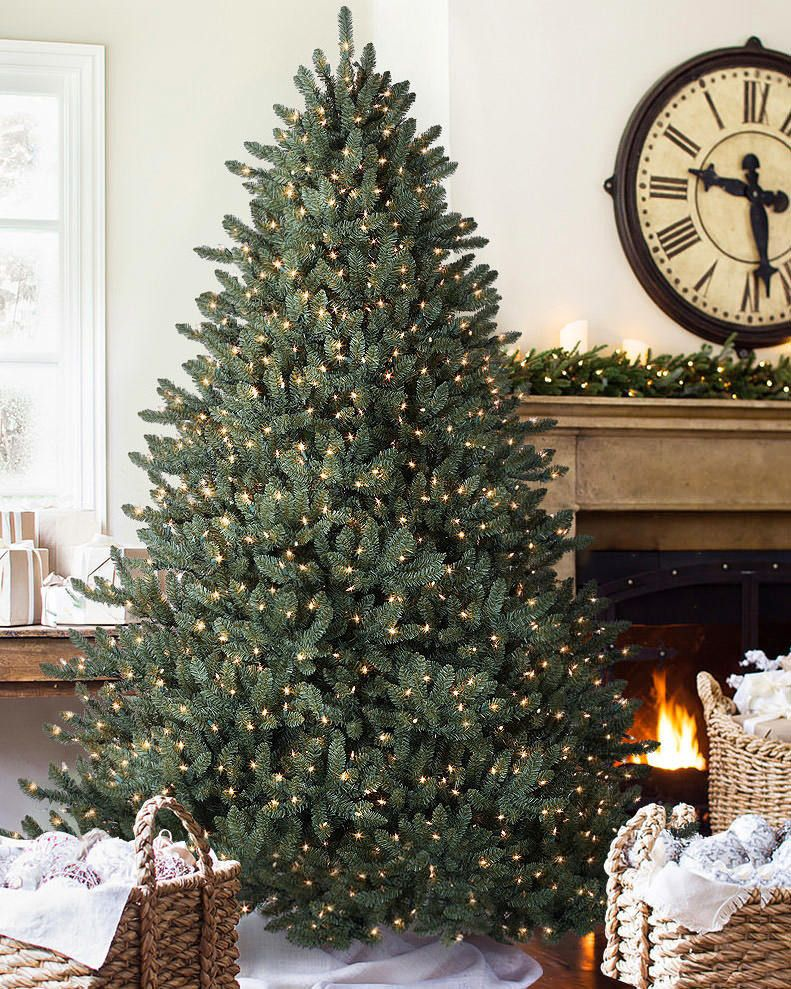 8 foot artificial christmas tree clearance classic blue spruce tree6 christmas tree balsam hill