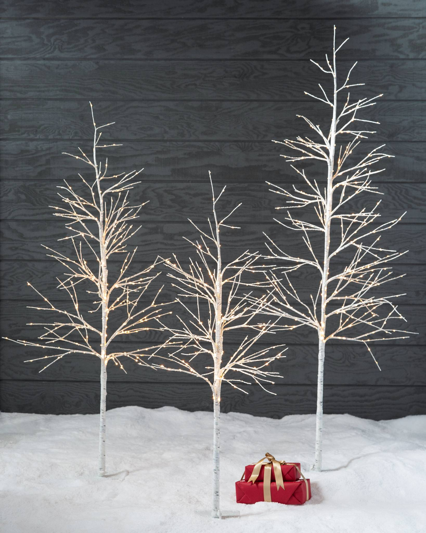 indoor outdoor led winter birch tree by balsam hill
