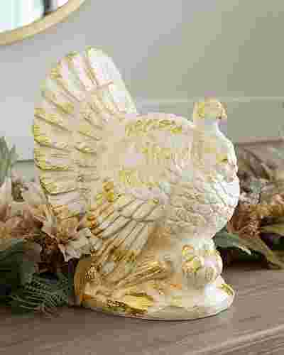Harvest Tabletop Turkey by Balsam Hill