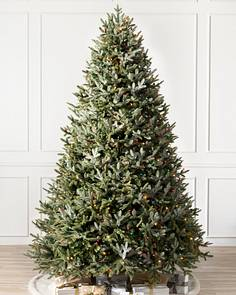 bh fraser fir artificial christmas tree by balsam hill