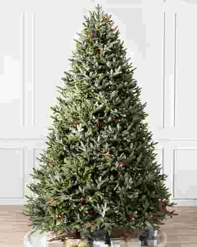 BH Fraser Fir Artificial Christmas Tree by Balsam Hill