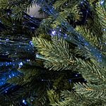 Broadway Fiber Optics Tree by Balsam Hill Foliage