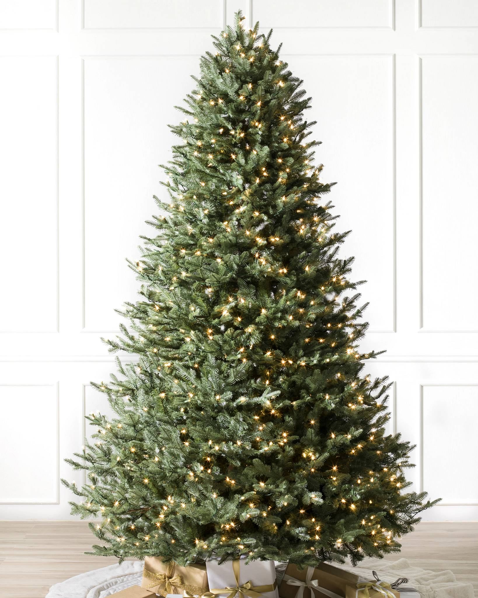 bh balsam fir tree main image - Full Artificial Christmas Trees