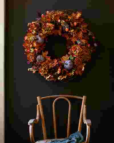 Autumn Medley Artificial Foliage by Balsam Hill Lifestyle 10