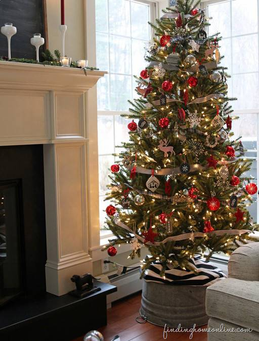 ... Nantucket Blue Spruce-4 ... - Nantucket Blue Spruce Tree Balsam Hill