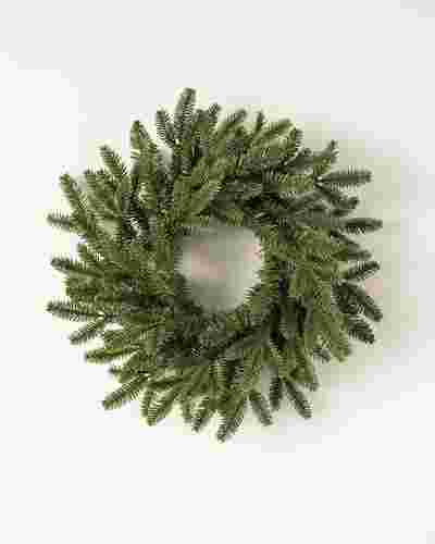 BH Fraser Fir Wreath by Balsam Hill SSC