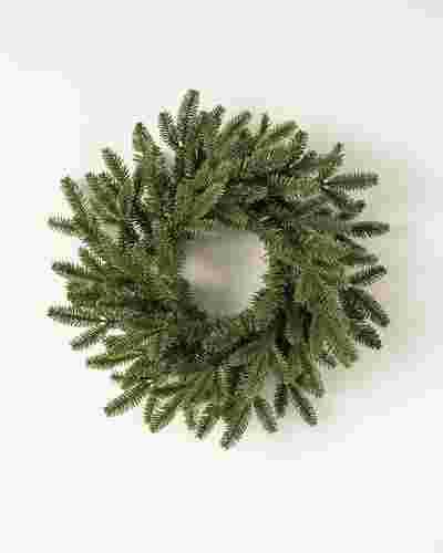 BH Fraser Fir Wreath by Balsam Hill