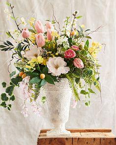 artificial flower arrangements | balsam hill