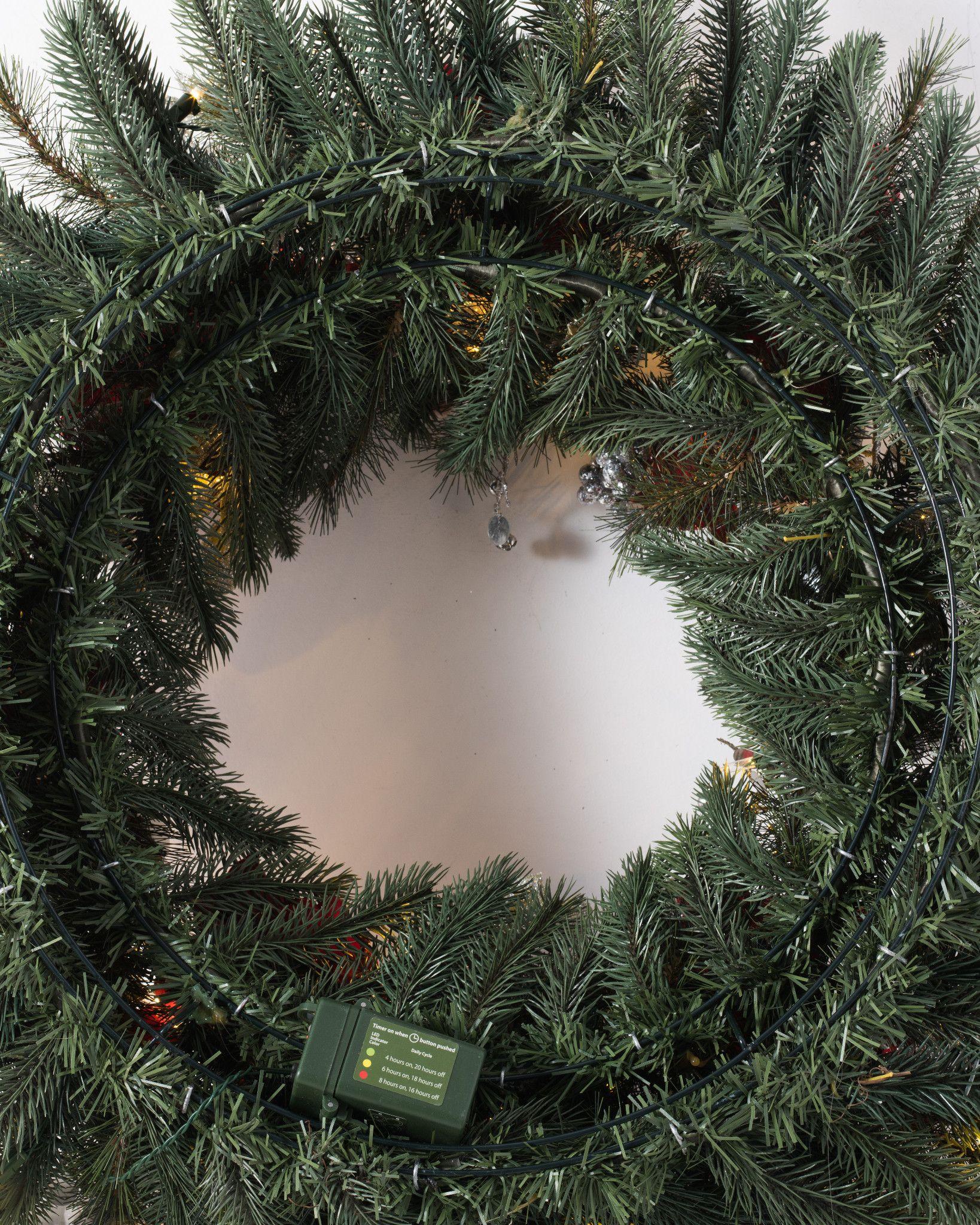 silver bells wreath and garland balsam hill uk