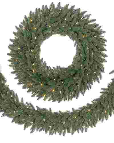 Nordmann Fir Wreath Main