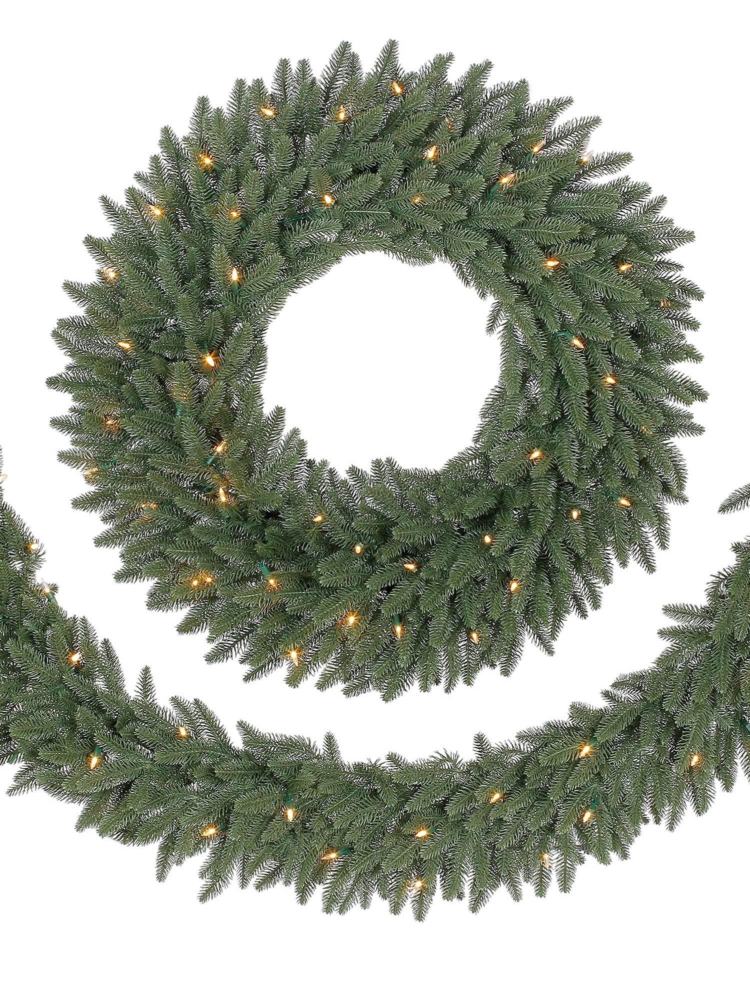 Nordmann Fir Artificial Christmas Tree | Balsam Hill
