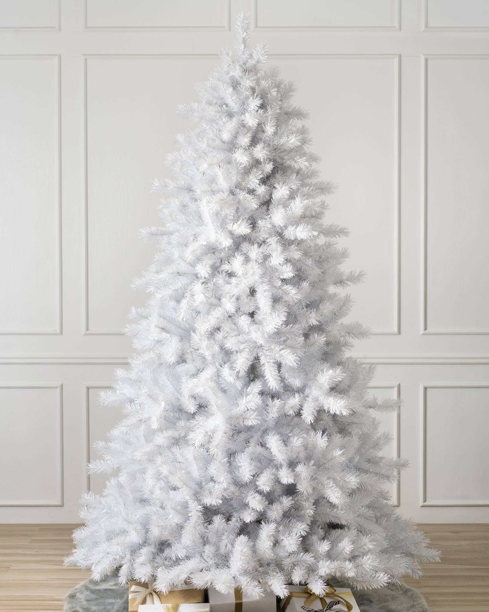Classic White Artificial Christmas Tree | Balsam Hill