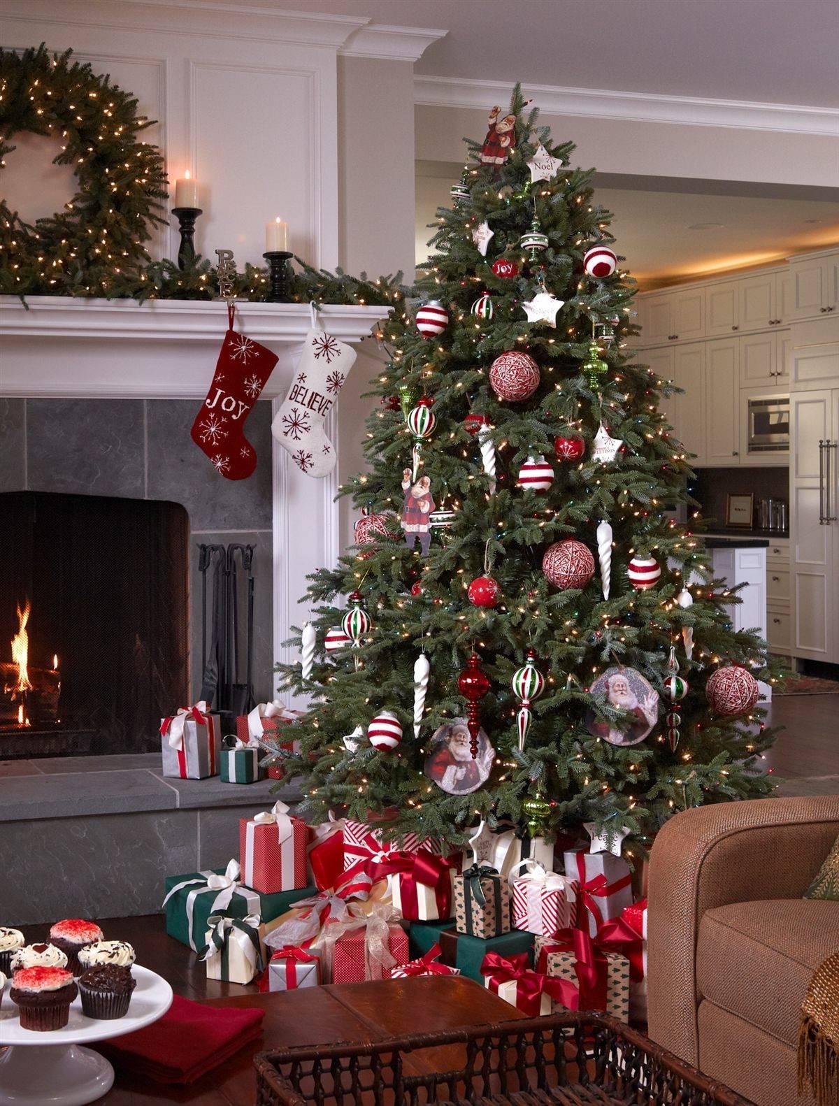 Bh Fraser Fir Artificial Christmas Tree Balsam Hill