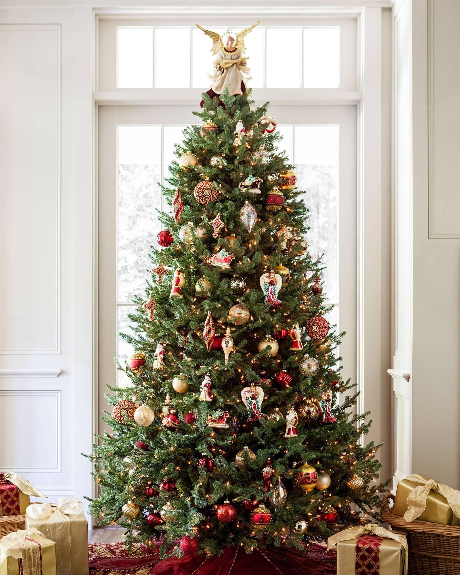 Angel Christmas Tree Topper Balsam Hill