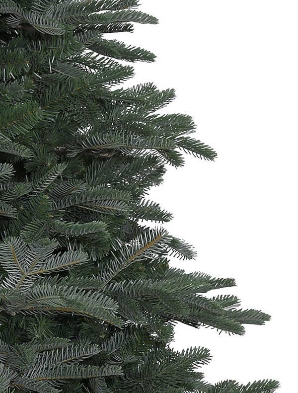 ... BH Nordmann Fir -4 ... - Nordmann Fir Narrow Artificial Christmas Tree Balsam Hill