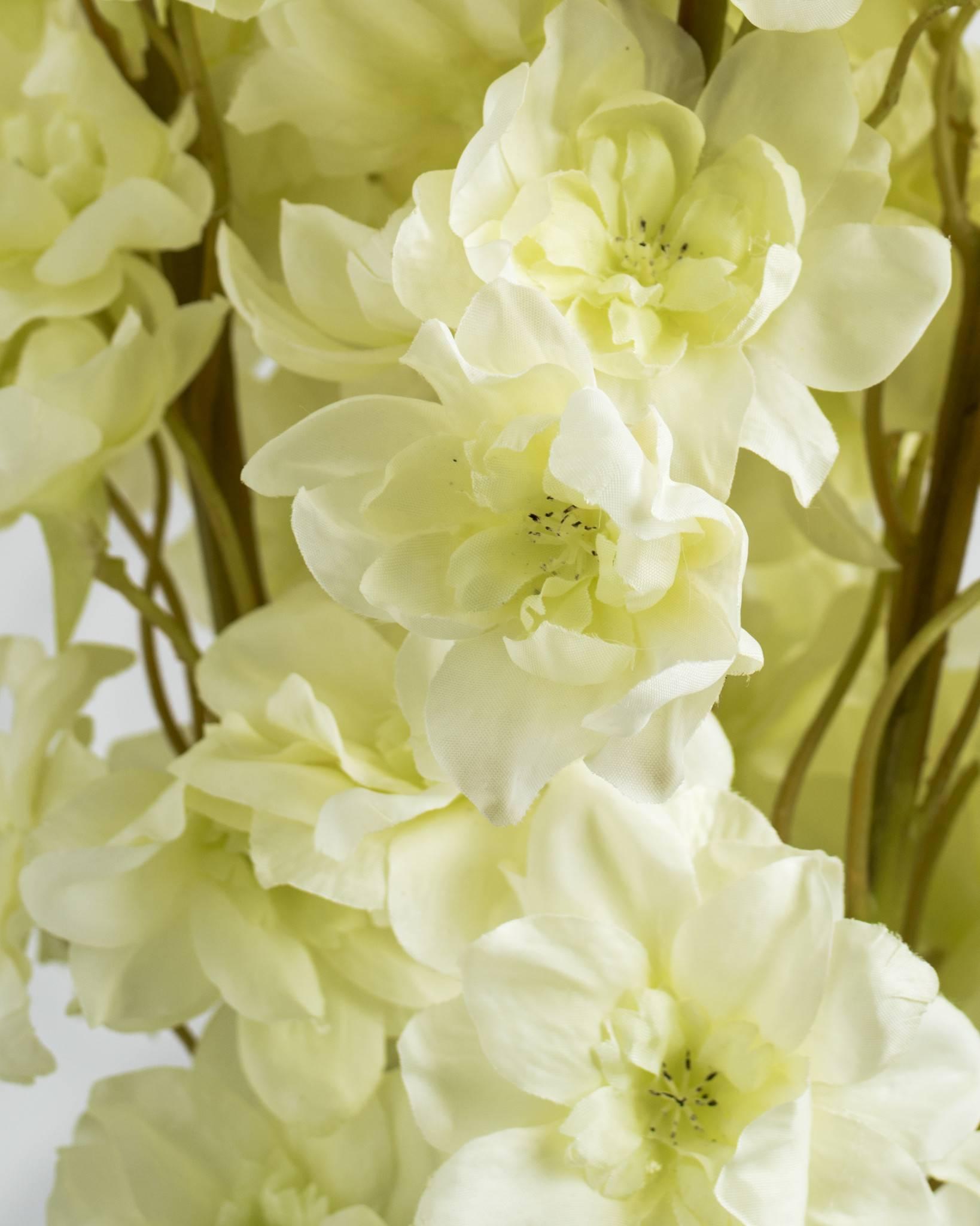 Delphinium flower stems balsam hill white delphinium stems bundle of 4 delphinium flower mightylinksfo