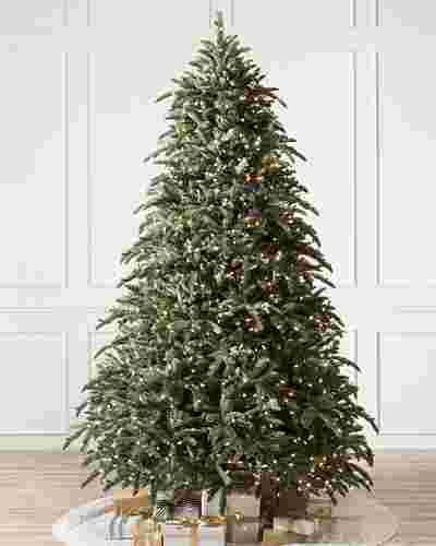 BH Noble Fir Flip Tree by Balsam Hill