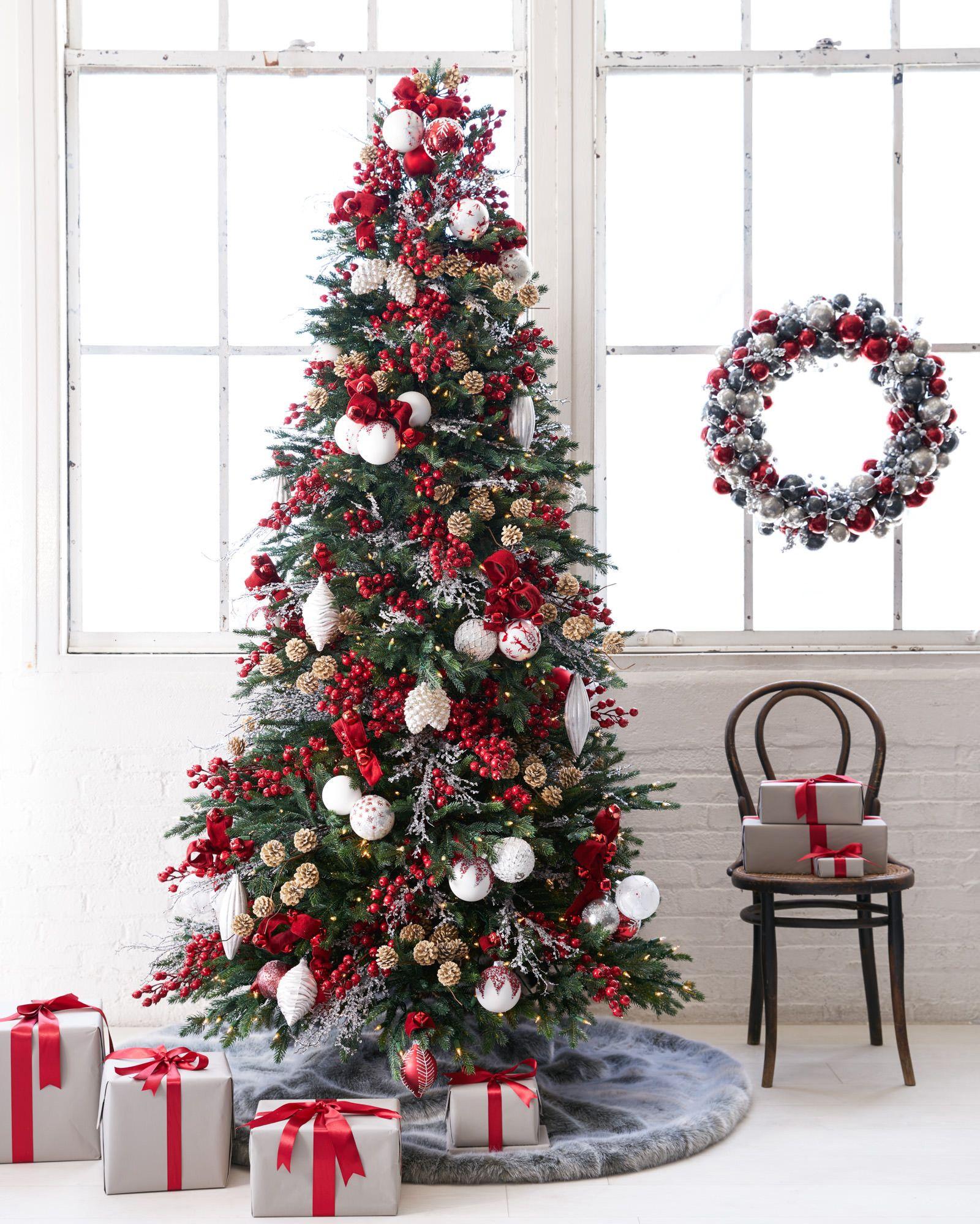 Nordic Frost Ornament Set 25 Pieces