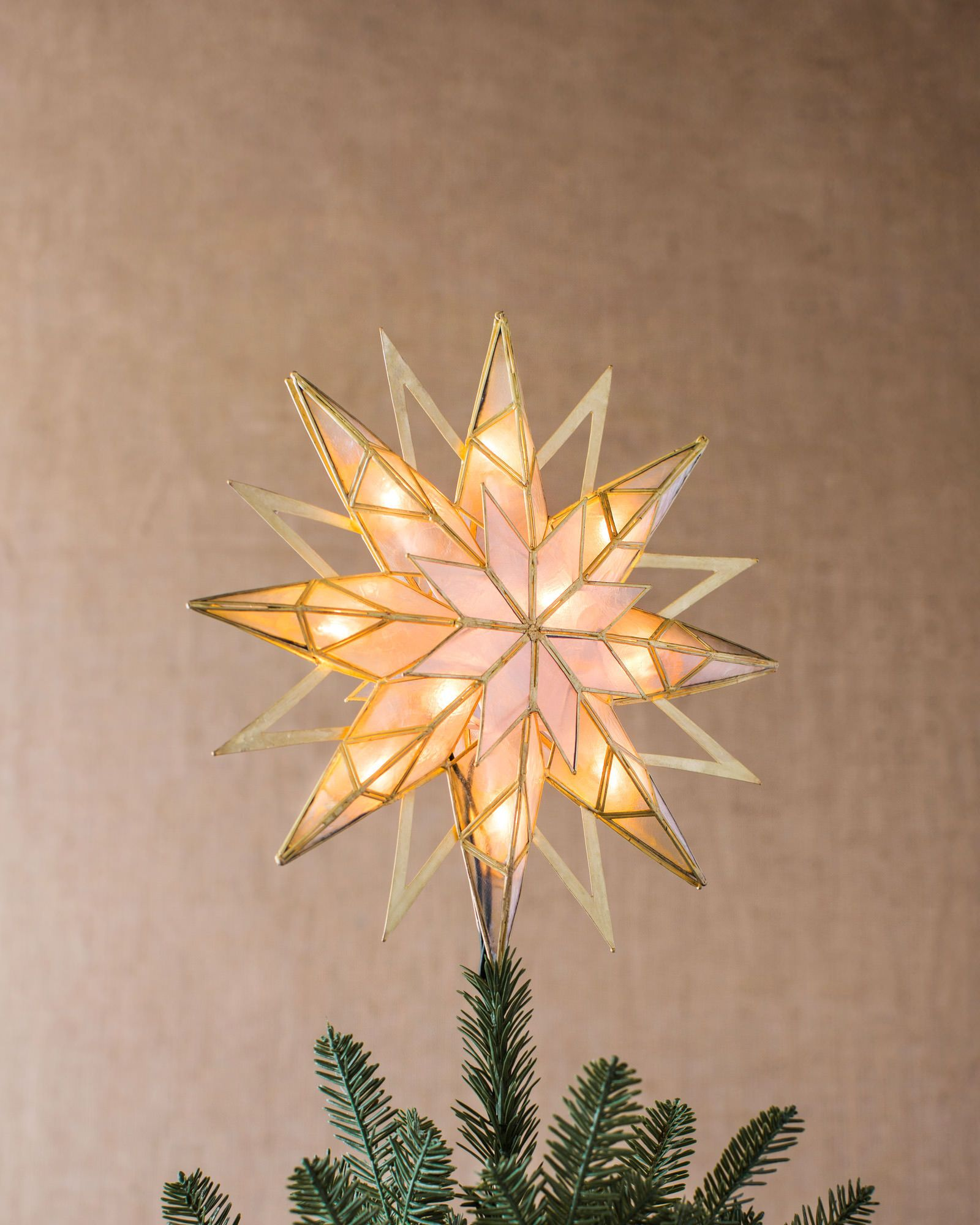 Cordless Christmas Tree Candles
