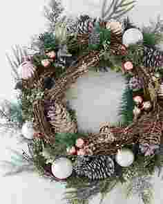 French Country Wreath by Balsam Hill