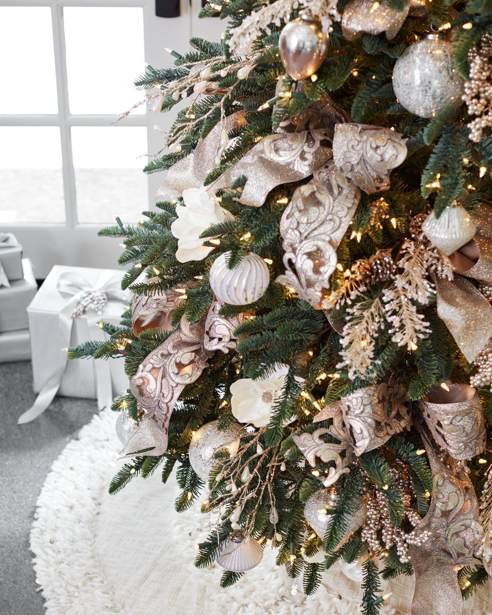 Specialty Christmas Tree Ribbon Alt