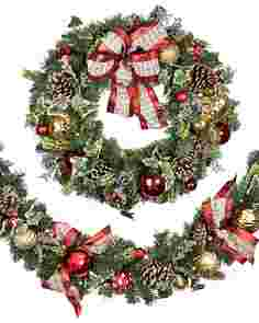Christmas Carols Garland Main
