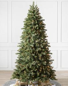 woodland spruce 1 - Real Looking Artificial Christmas Trees