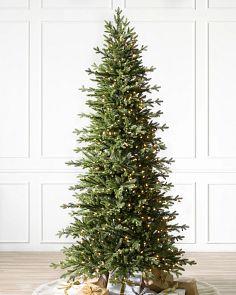 Tall Slim Christmas Trees Artificial.Slim Artificial Christmas Trees Balsam Hill