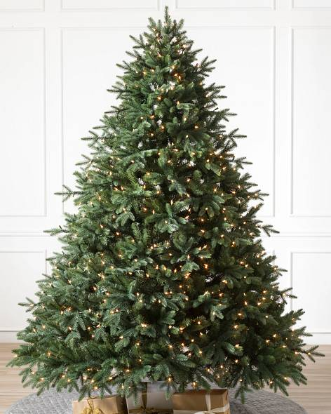 - 8 To 9 Foot Artificial Christmas Trees Balsam Hill