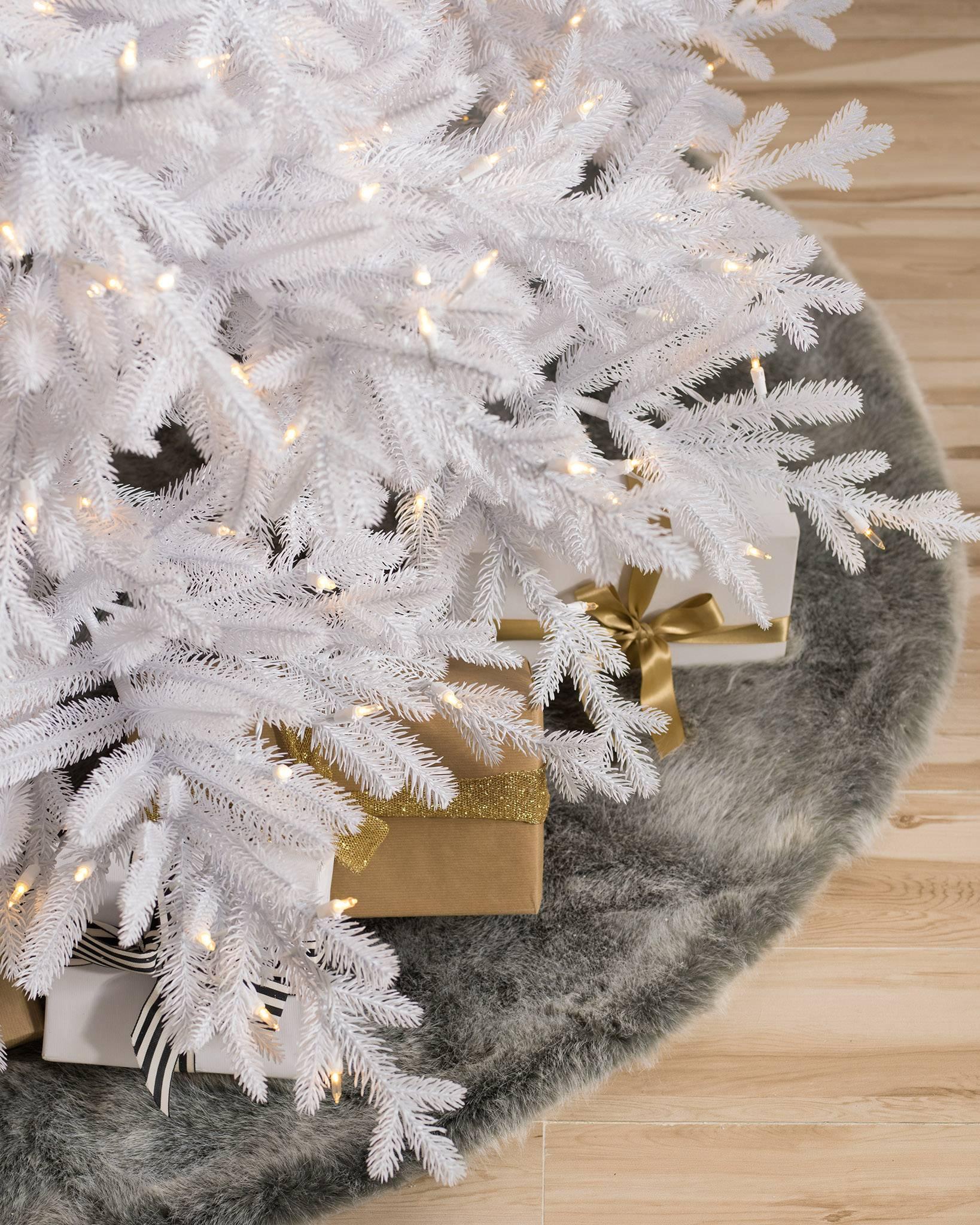 660578885c5 ... Denali White Christmas Tree by Balsam Hill ...