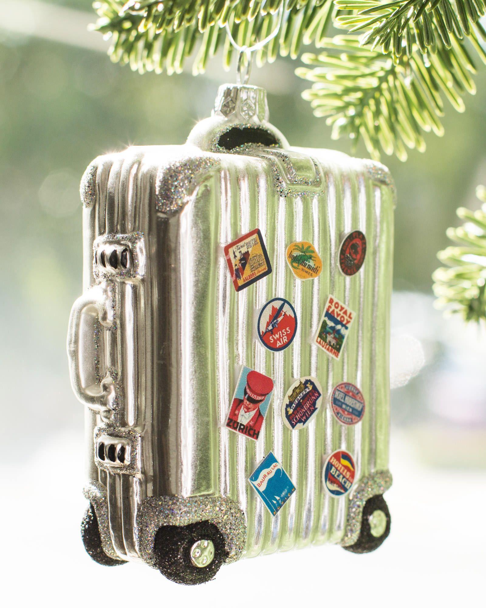christmas ornaments travel