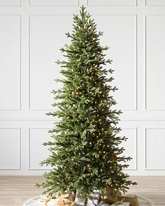 clearance 134999 red spruce slim flip tree 1 - Half Price Christmas Decorations Clearance