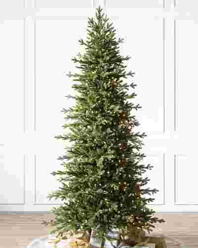 Red Spruce Slim Flip Tree by Balsam Hill