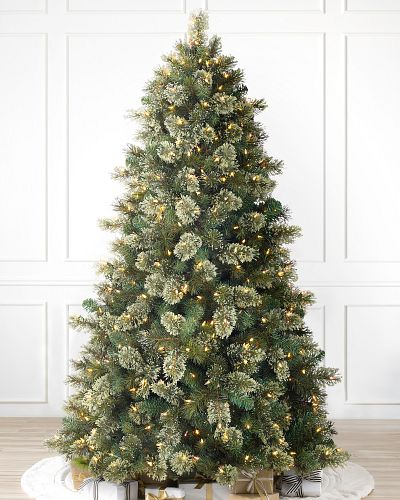 Scotch Pine Artificial Christmas Tree